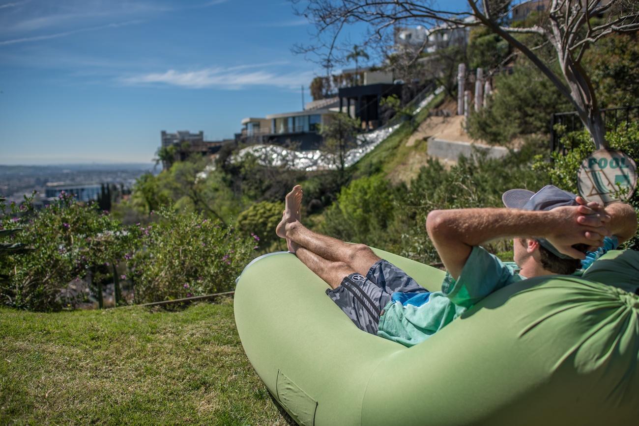 Air Lounge Portable Versatile Furniture
