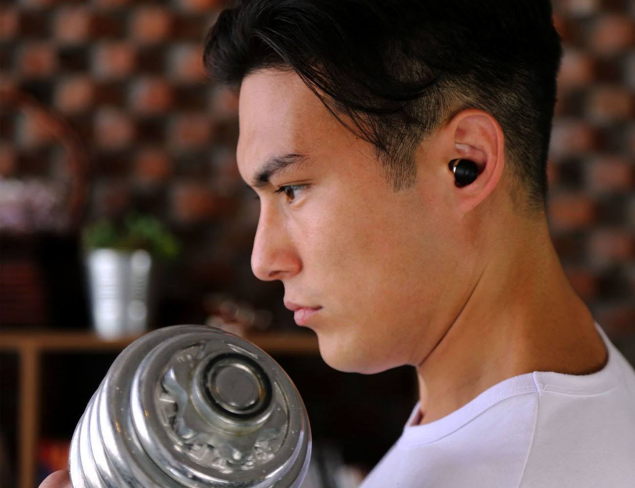 a9cb8f13285 Air Twins True-Wireless Stereo Earbuds » Gadget Flow
