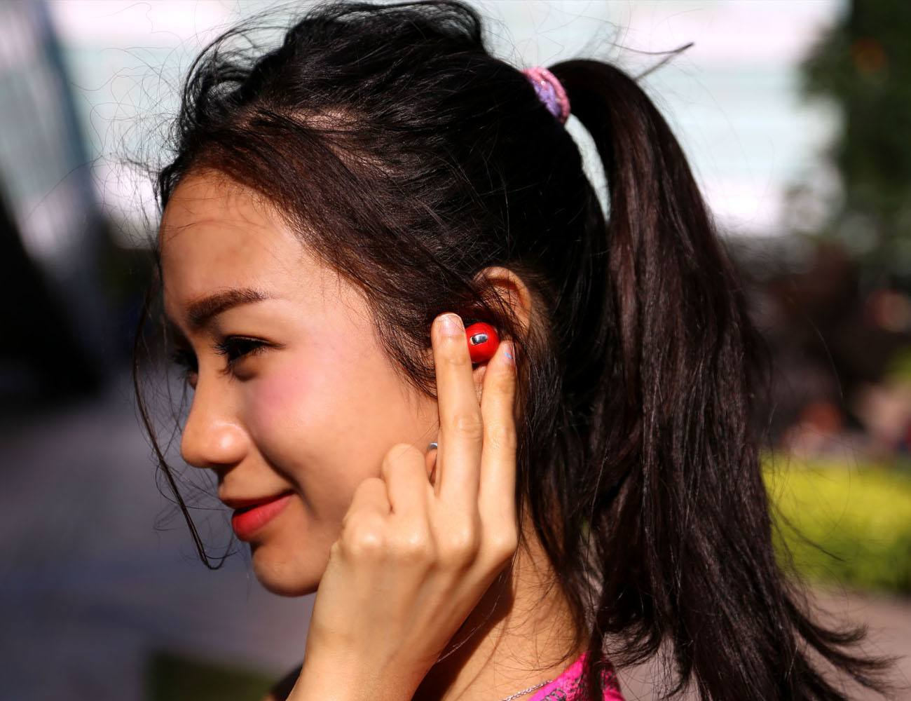 Air Twins True-Wireless Stereo Earbuds