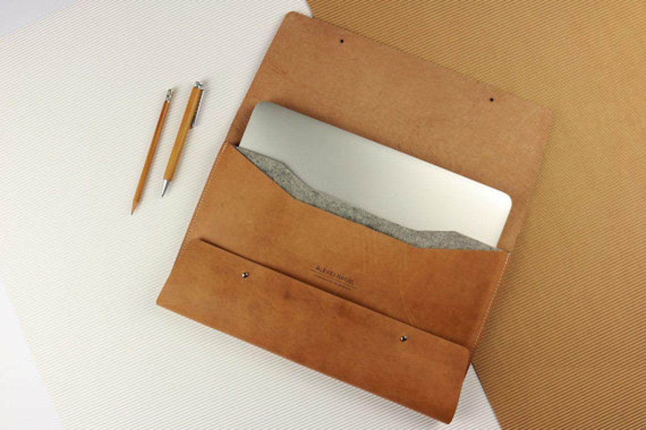 Alexej+Nagel+Vintage+Leather+MacBook+Sleeve