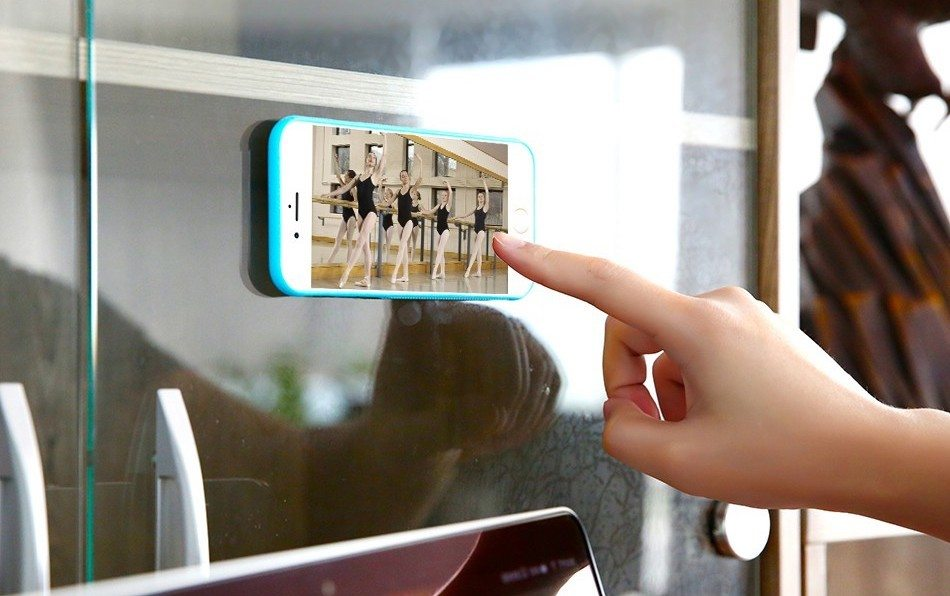 Anti Gravity iPhone Cover