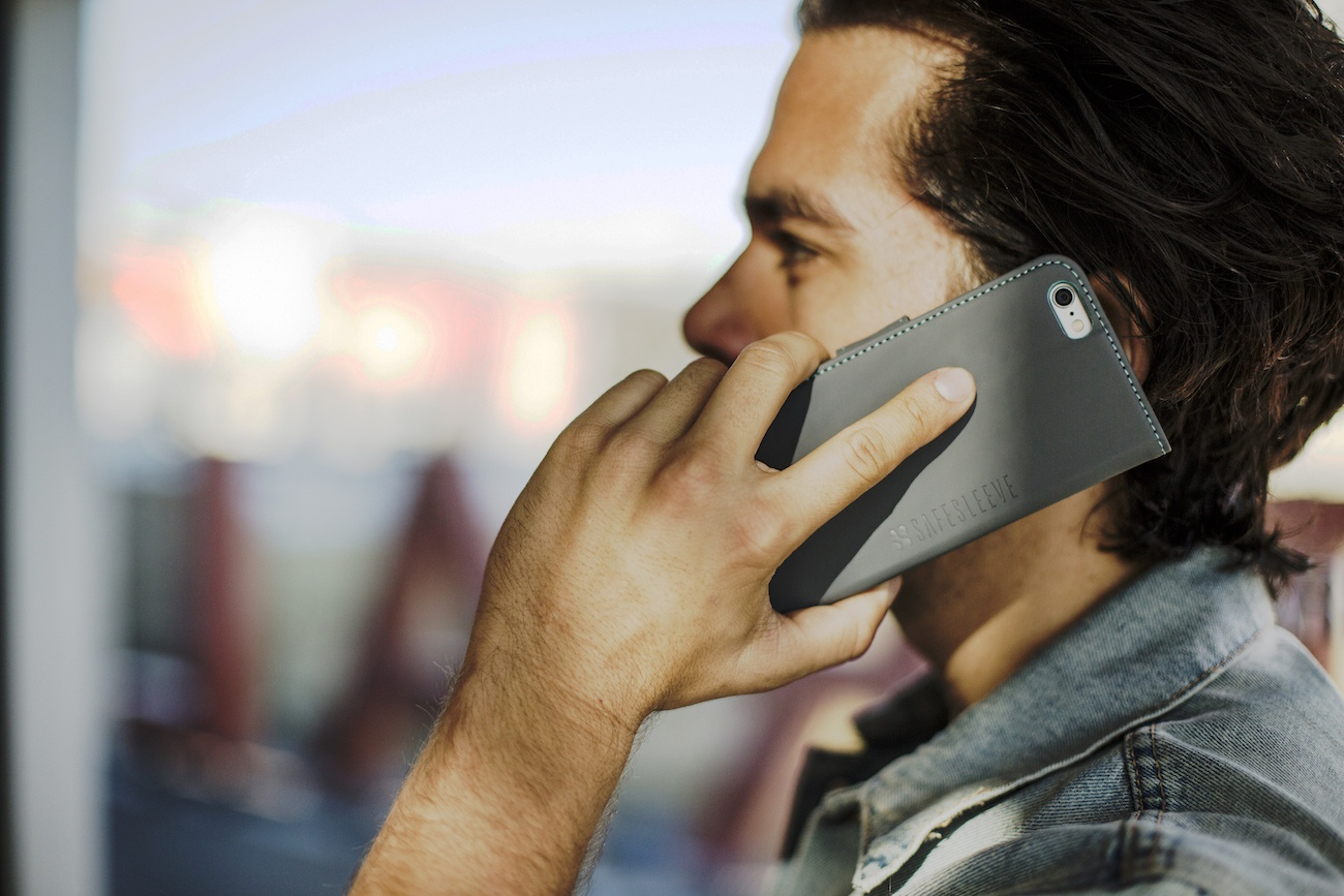 Anti-Radiation Cell Phone Case
