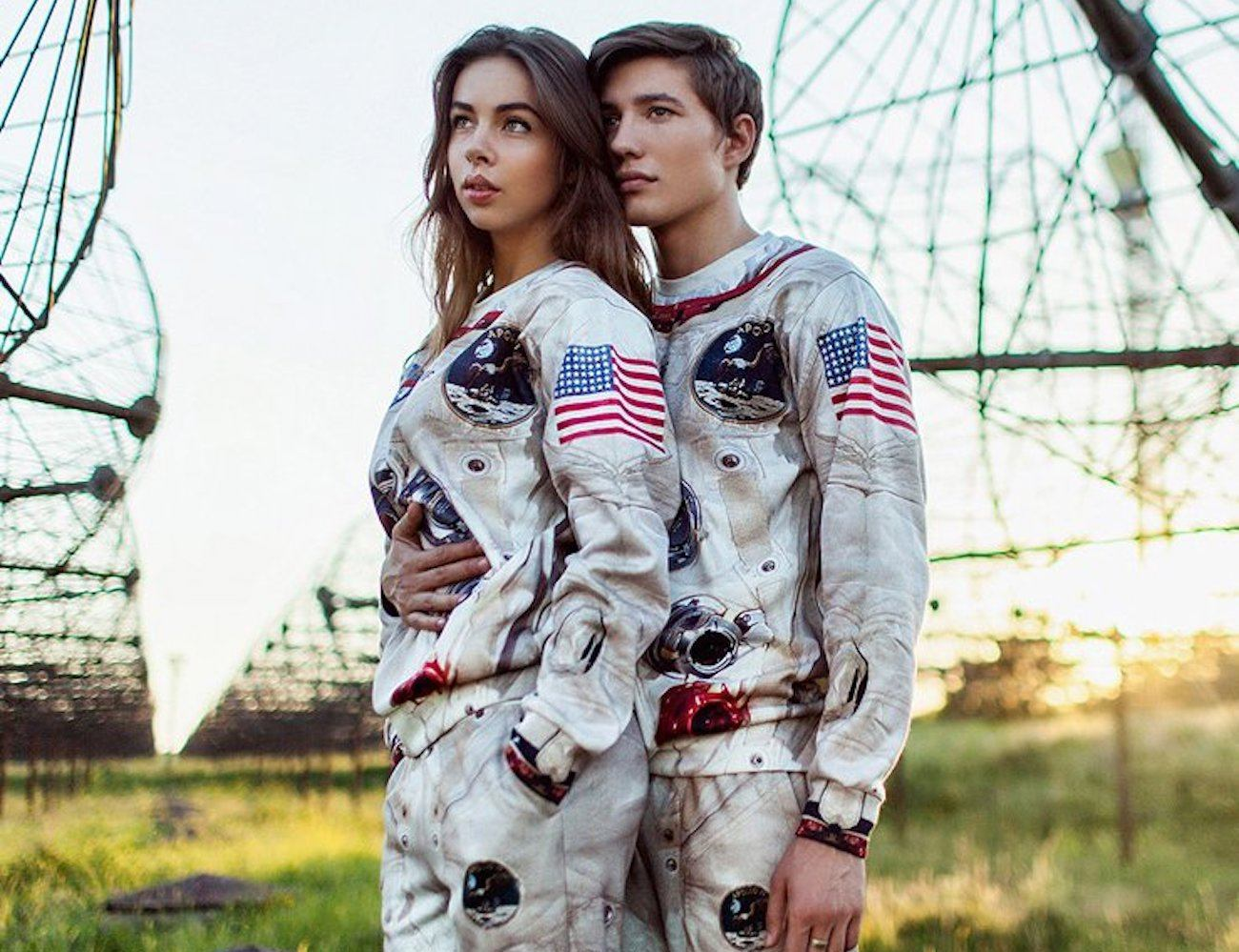 Apollo 11 Printed Sweatsuit by Fusion