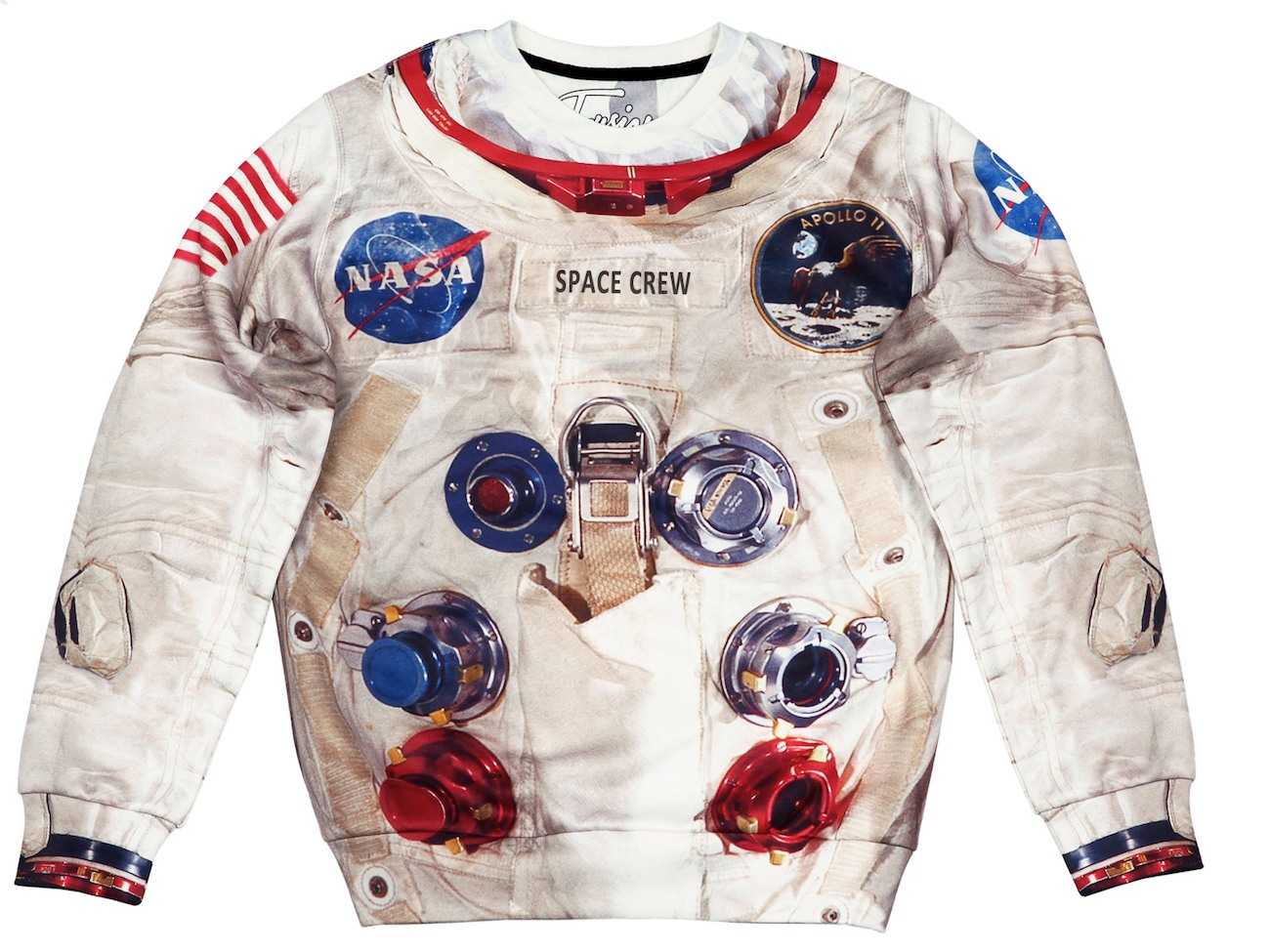 Apollo 11 Printed Sweatsuit by Fusion