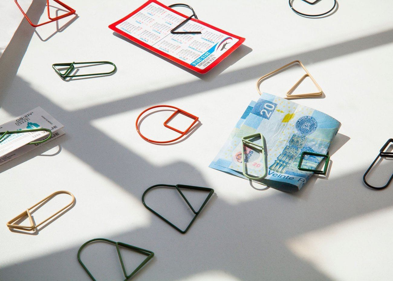 Modern Paper Clips