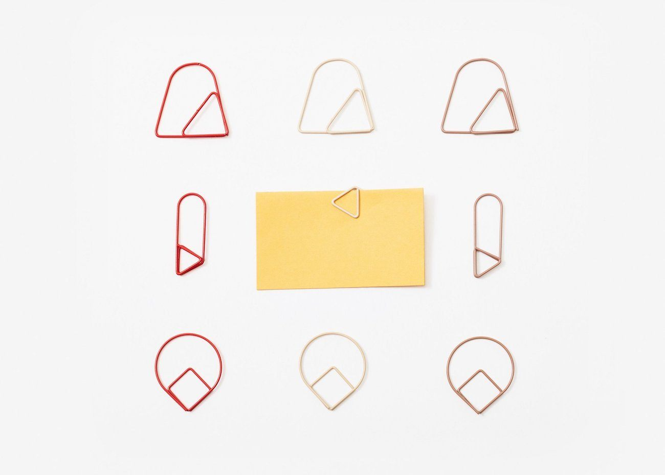 Areaware Modern Paper Clips