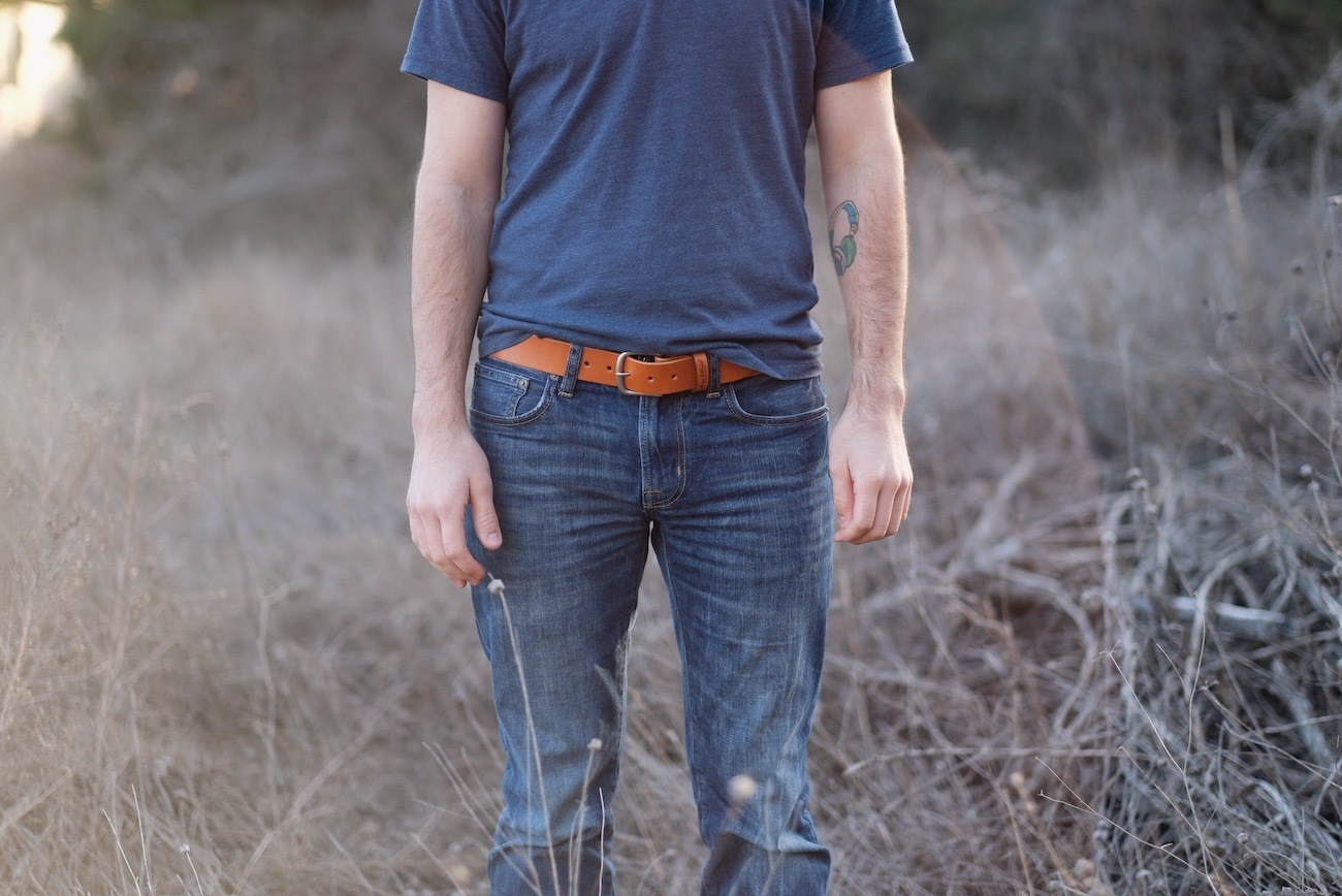 Durable Leather Belts