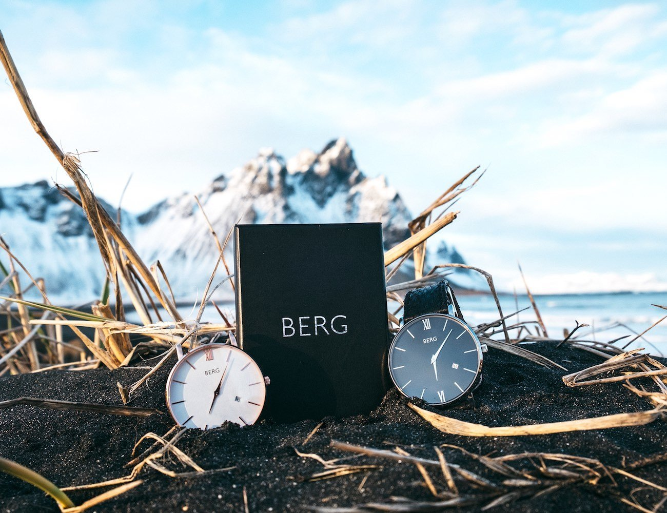 BERG Luxury Minimalist Watches