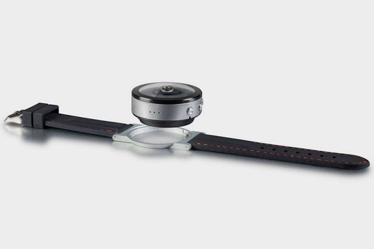 Beoncam Removable 360 Wrist Camera