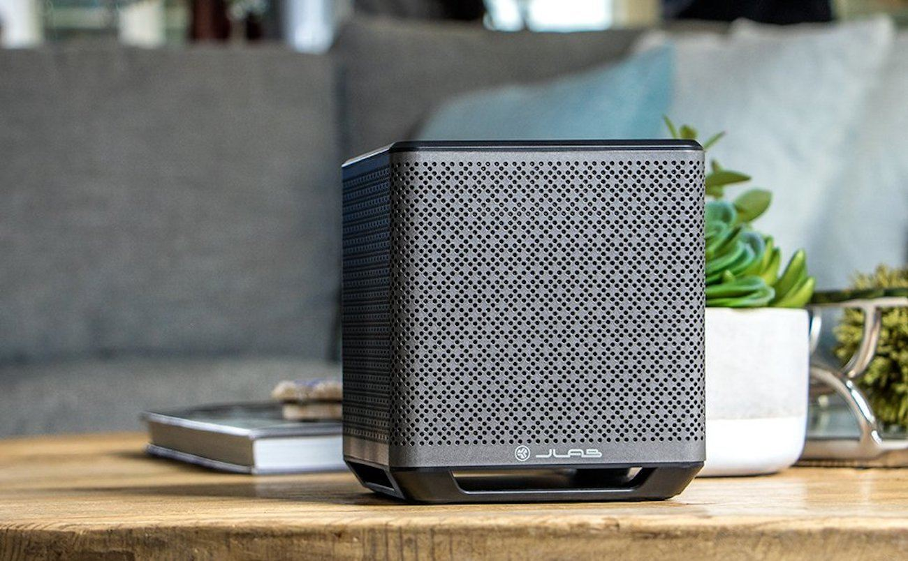 Block Party Wireless Multi-Room Speaker
