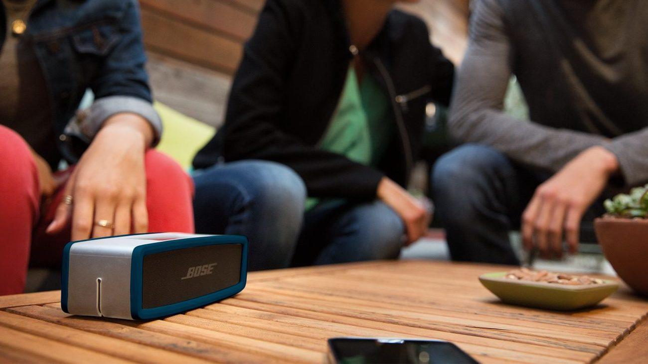 Bose Soundlink Mini Bluetooth Speaker Ii Gadget Flow With Travel Bag