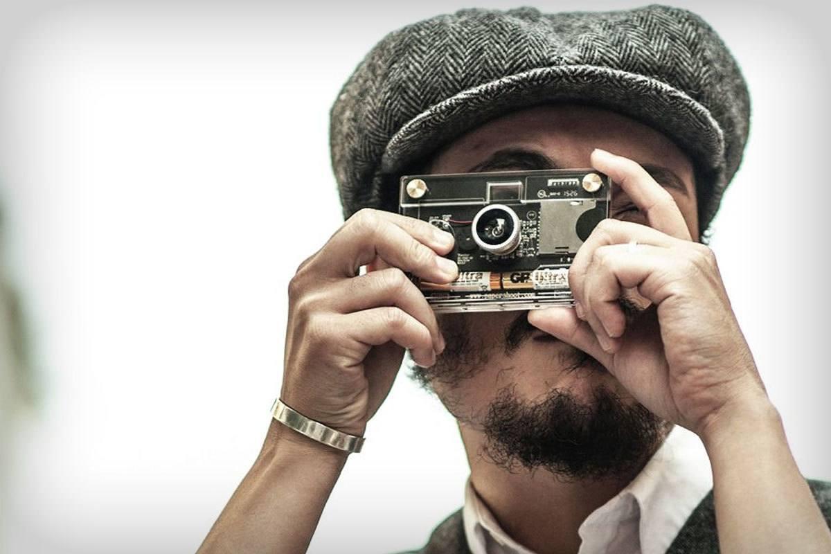 CROZ+DIY+Digital+Camera