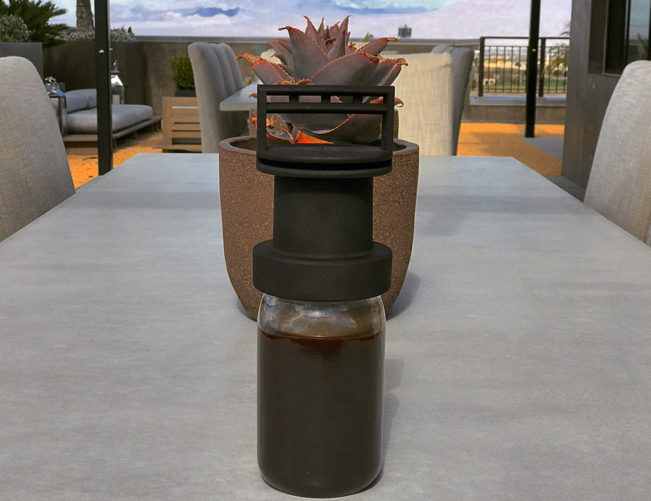CUB 15-Minute Cold Brew Coffee System