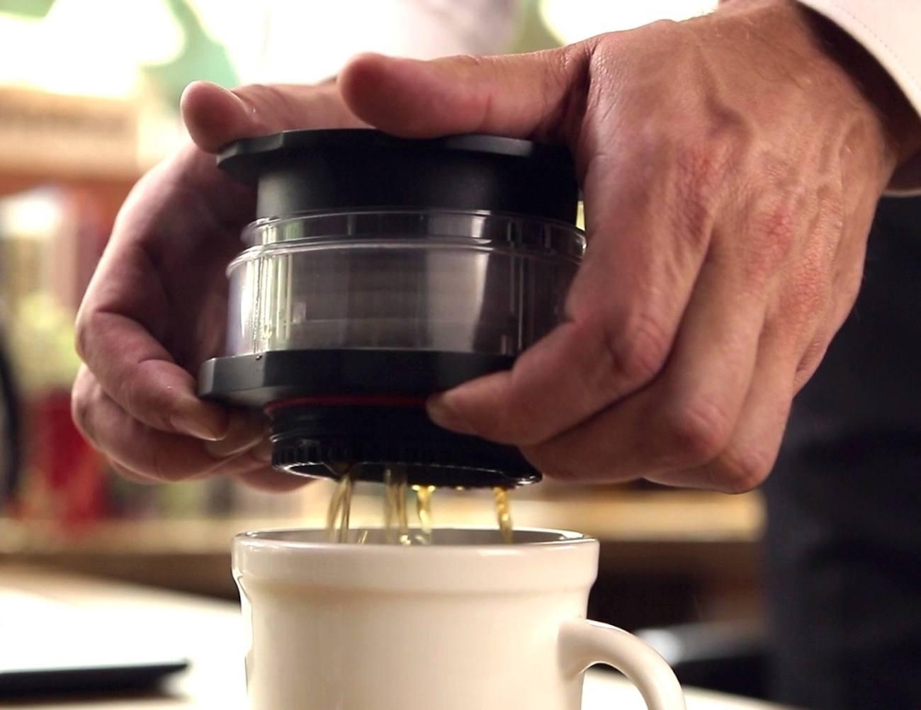Cafflano Kompact Portable Coffee Brewer