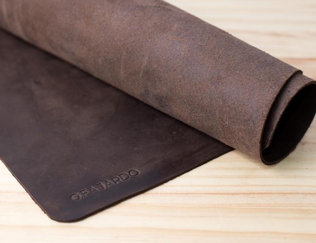 Capra Leather Keyboard Desk Pad