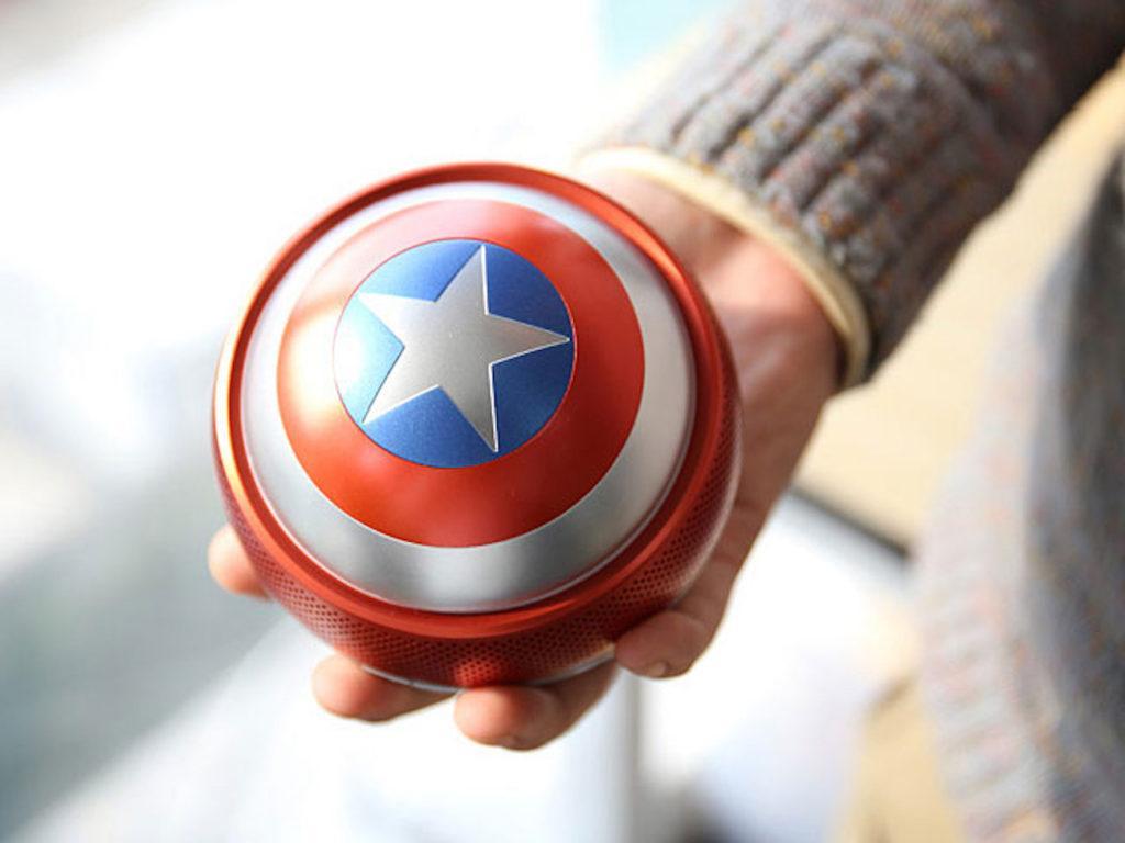 Captain+America+Shield+Mini+Bluetooth+Speaker