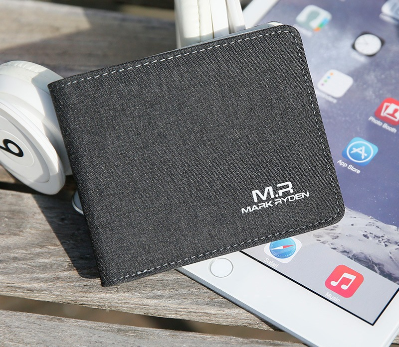 Casual Themed Men's Leather Wallet