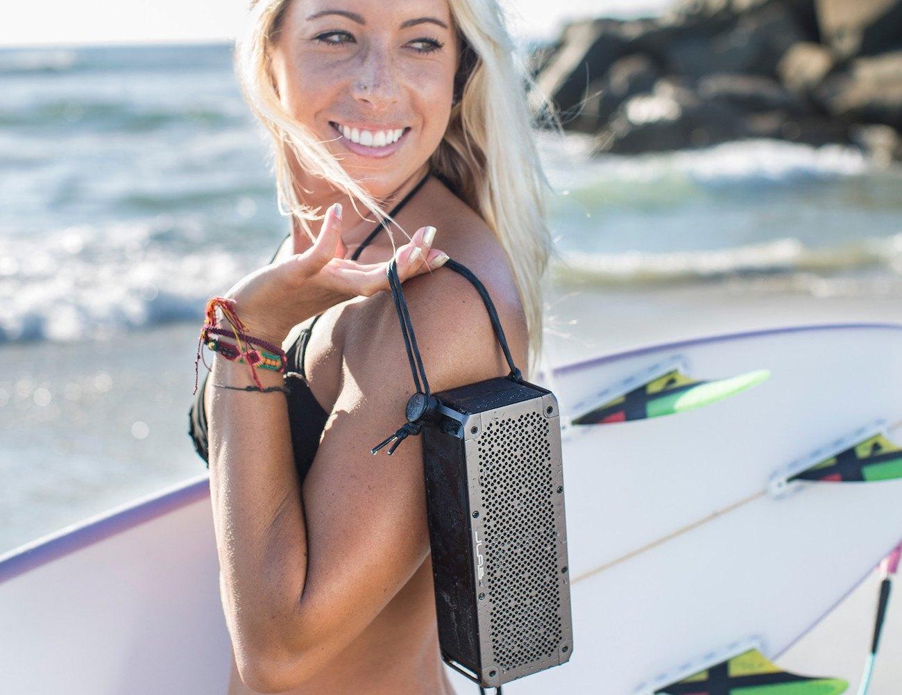 Crasher XL Splashproof Speaker