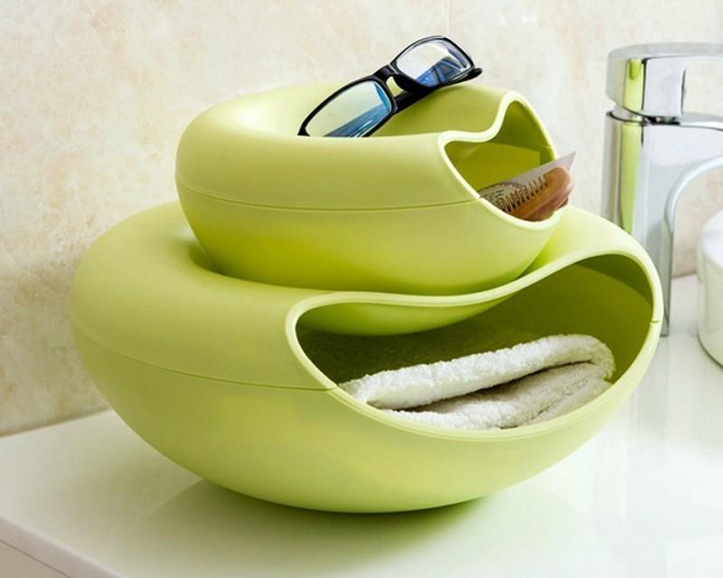 Double Deck Everyday Storage Bowl
