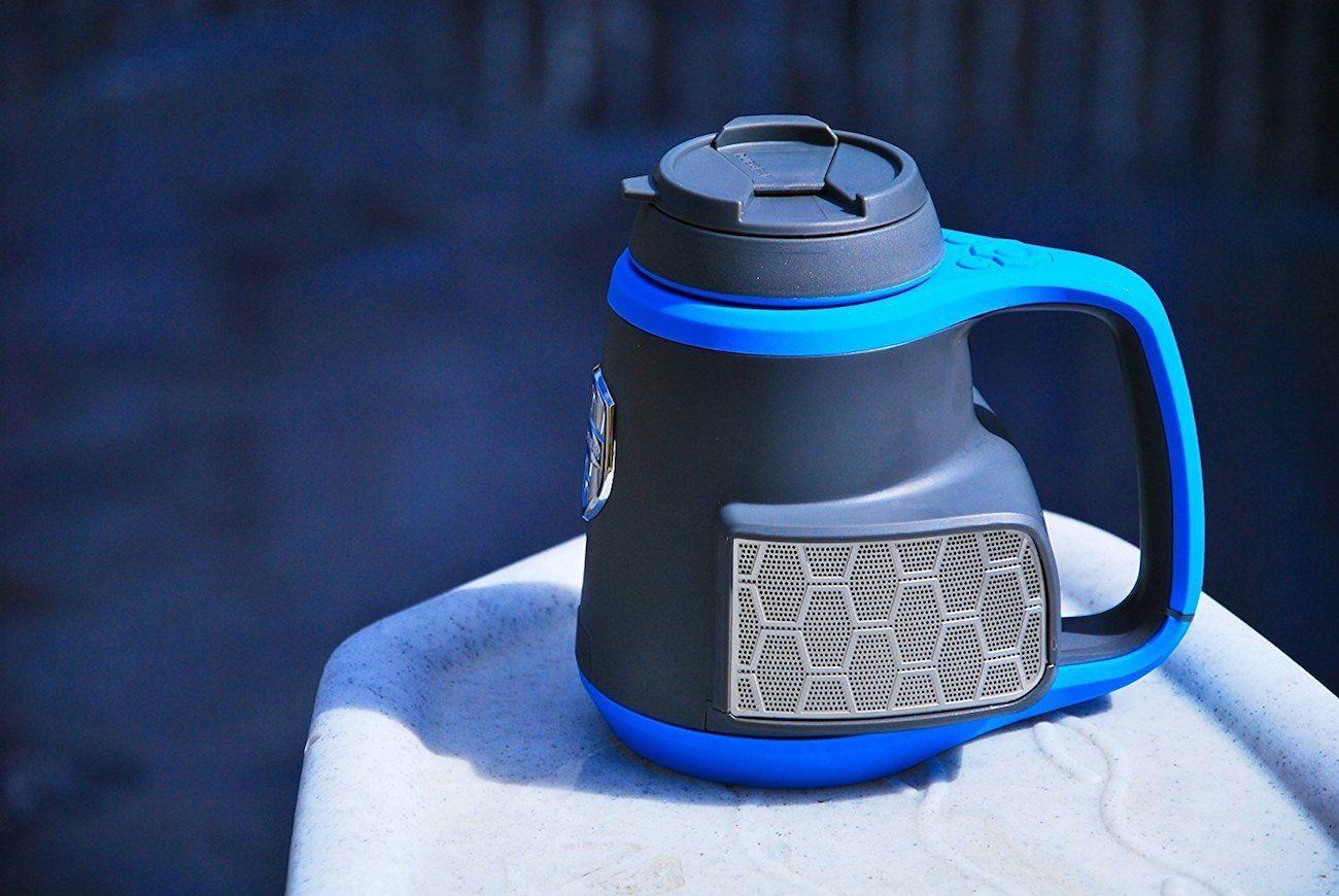 DubStein Beverage Holder Speaker