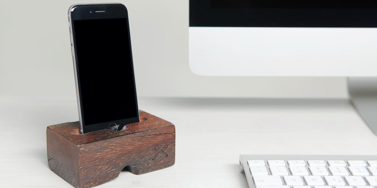 M: Native Union DOCK for iPhone or iPad Photo dock for iphone