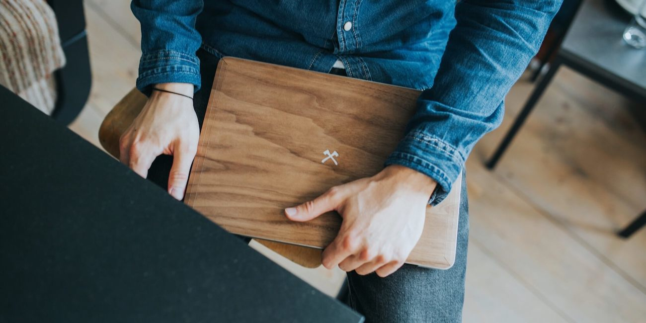 EcoSkin+Wooden+MacBook+Axe+Skin