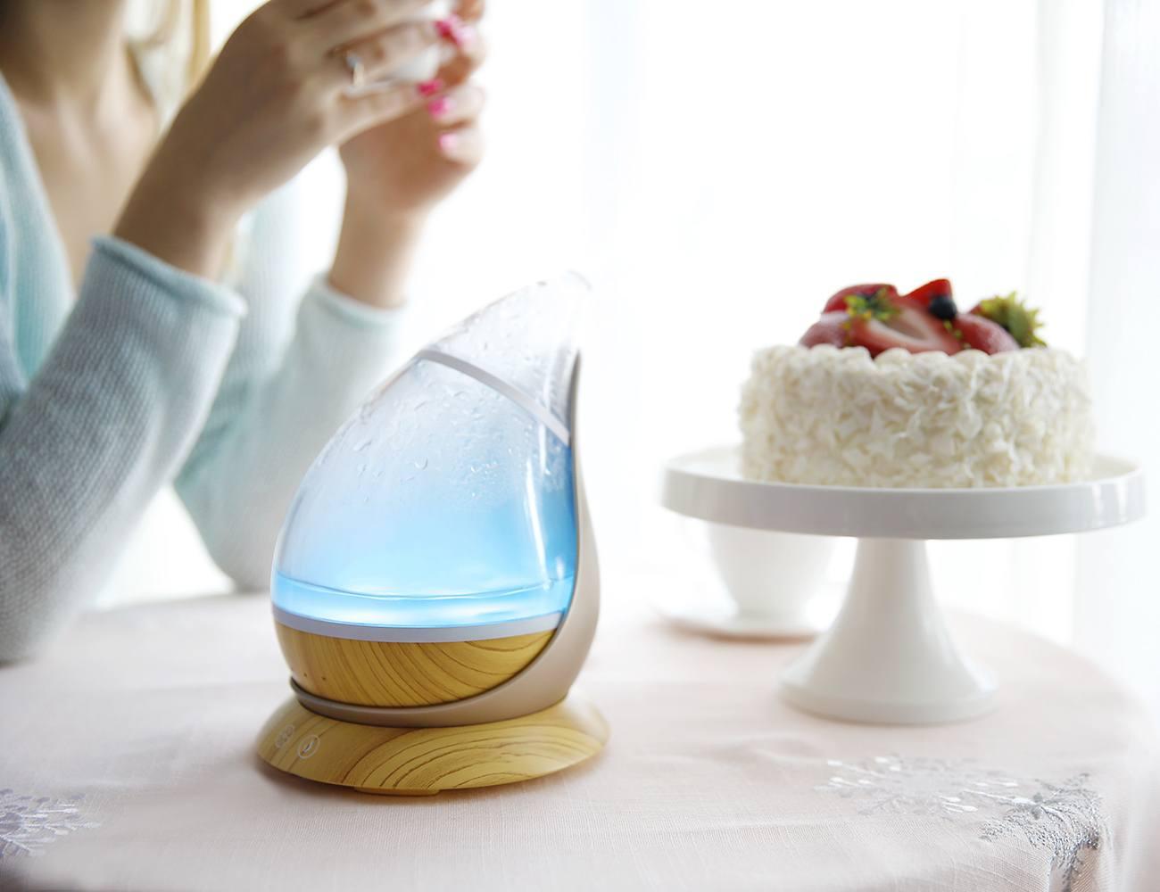 Elf Transparent Aroma Diffuser