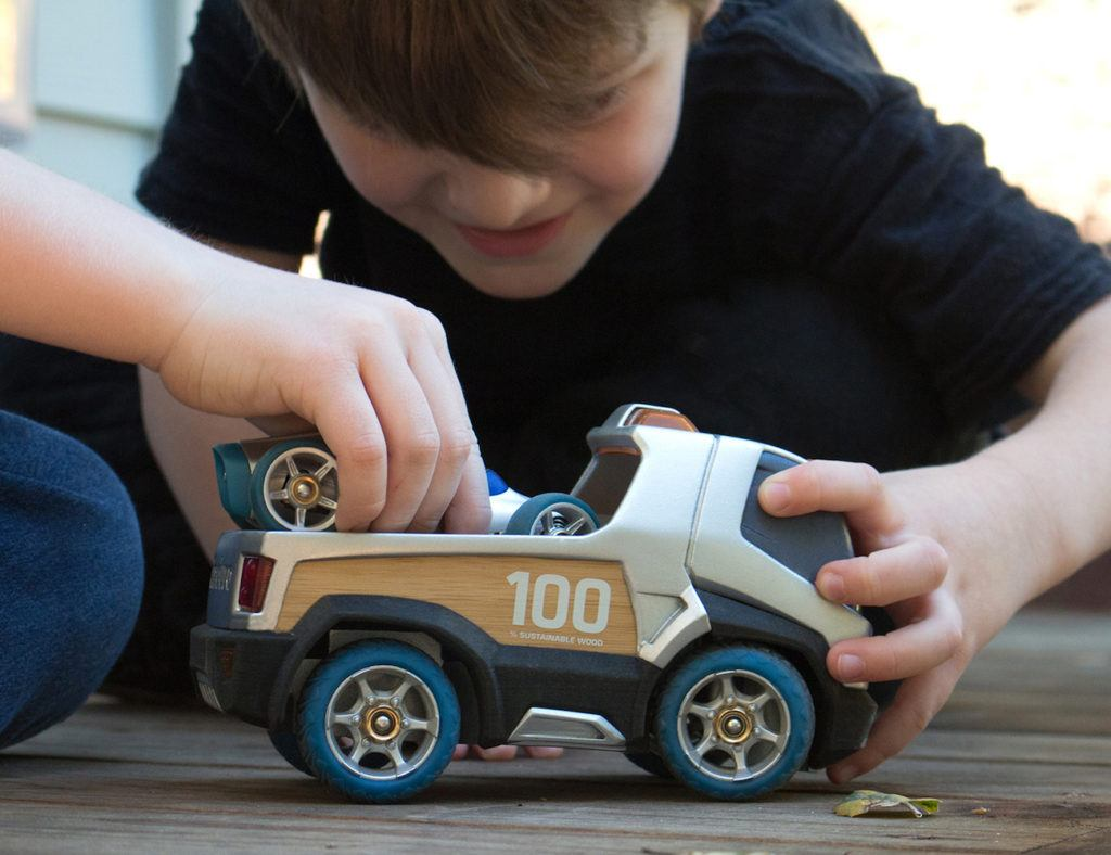 Enduro Tough Toy Cars Look and Handle Like Real Vehicles