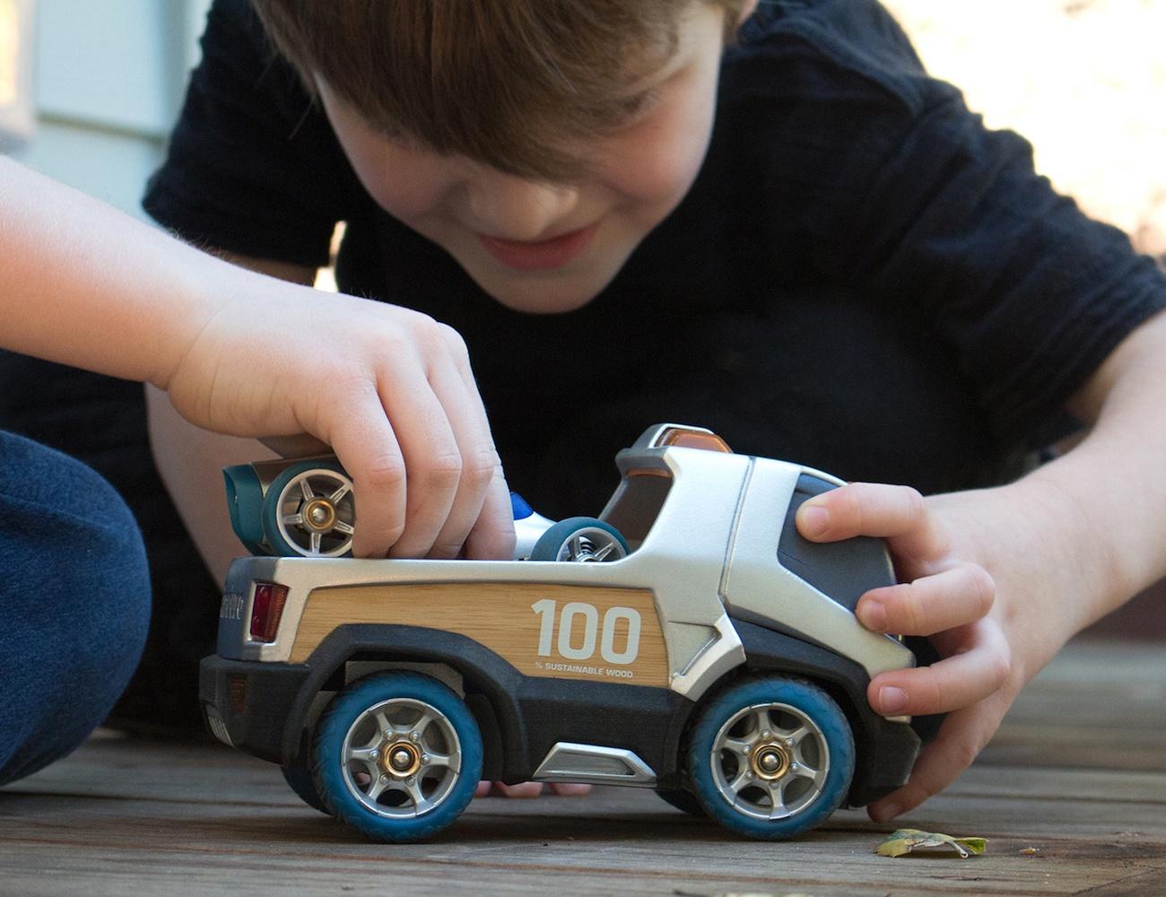 Enduro Tough Toy Cars