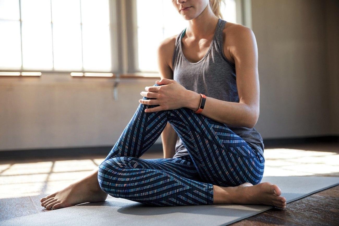 Fitbit AltaHR Fitness Tracker