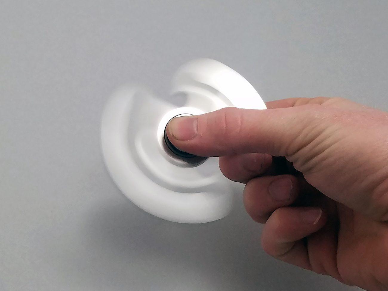 FlickDeck2 Bottle Opener Fidget Spinner