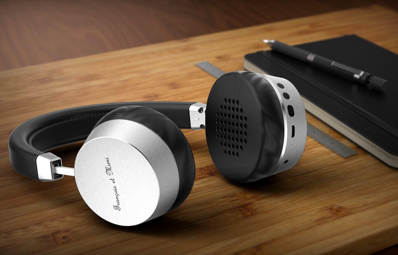 Francois et Mimi ANC Bluetooth Headset