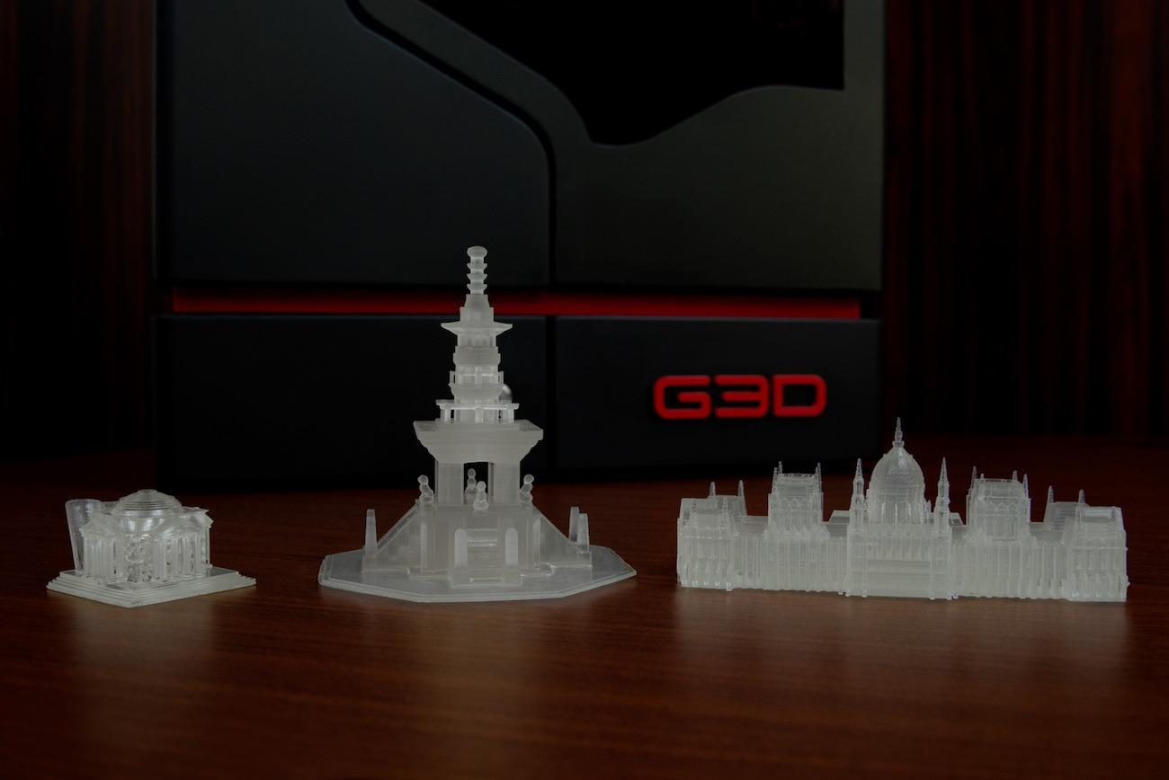 G3D T-1000 Self-Leveling 3D Printer