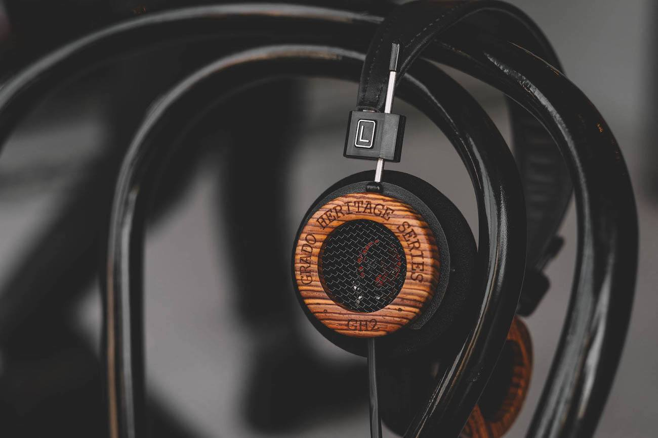 GH2 Cocobolo Heritage Series Headphones
