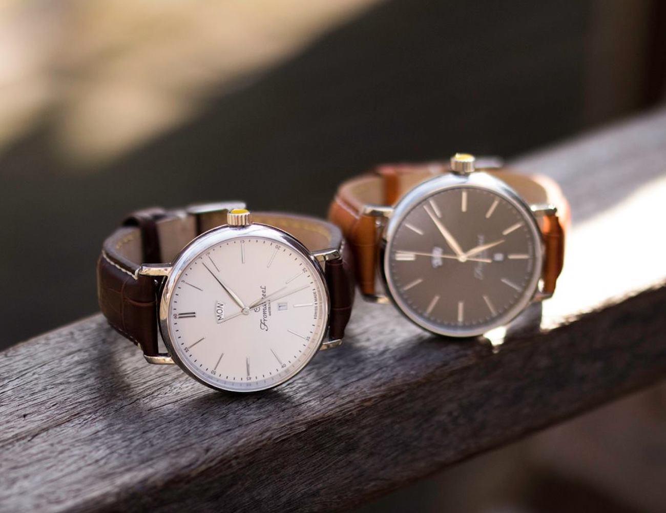 Generations Series Big Day Dark Grey Watch