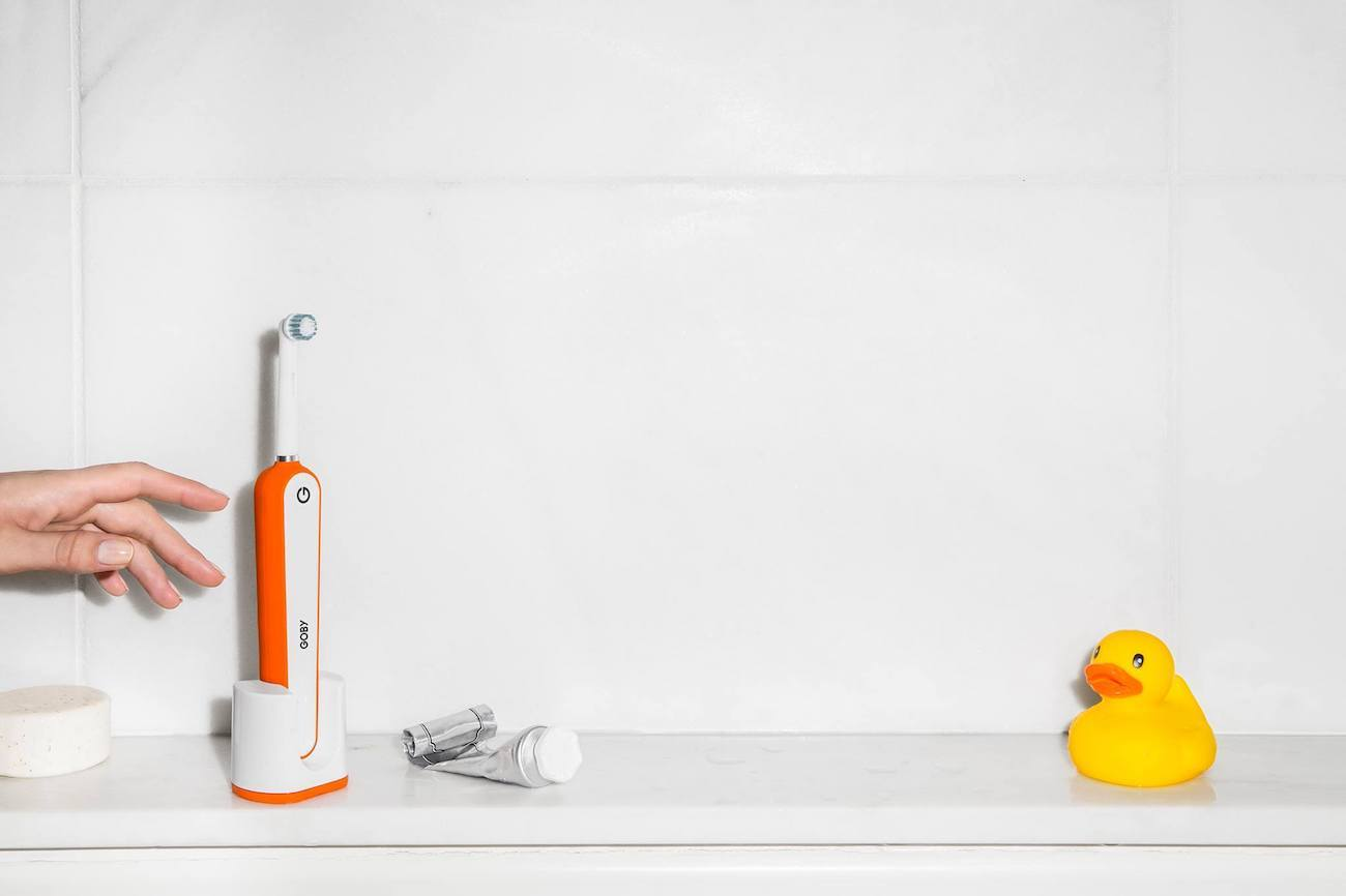 Goby Premium Electric Toothbrush