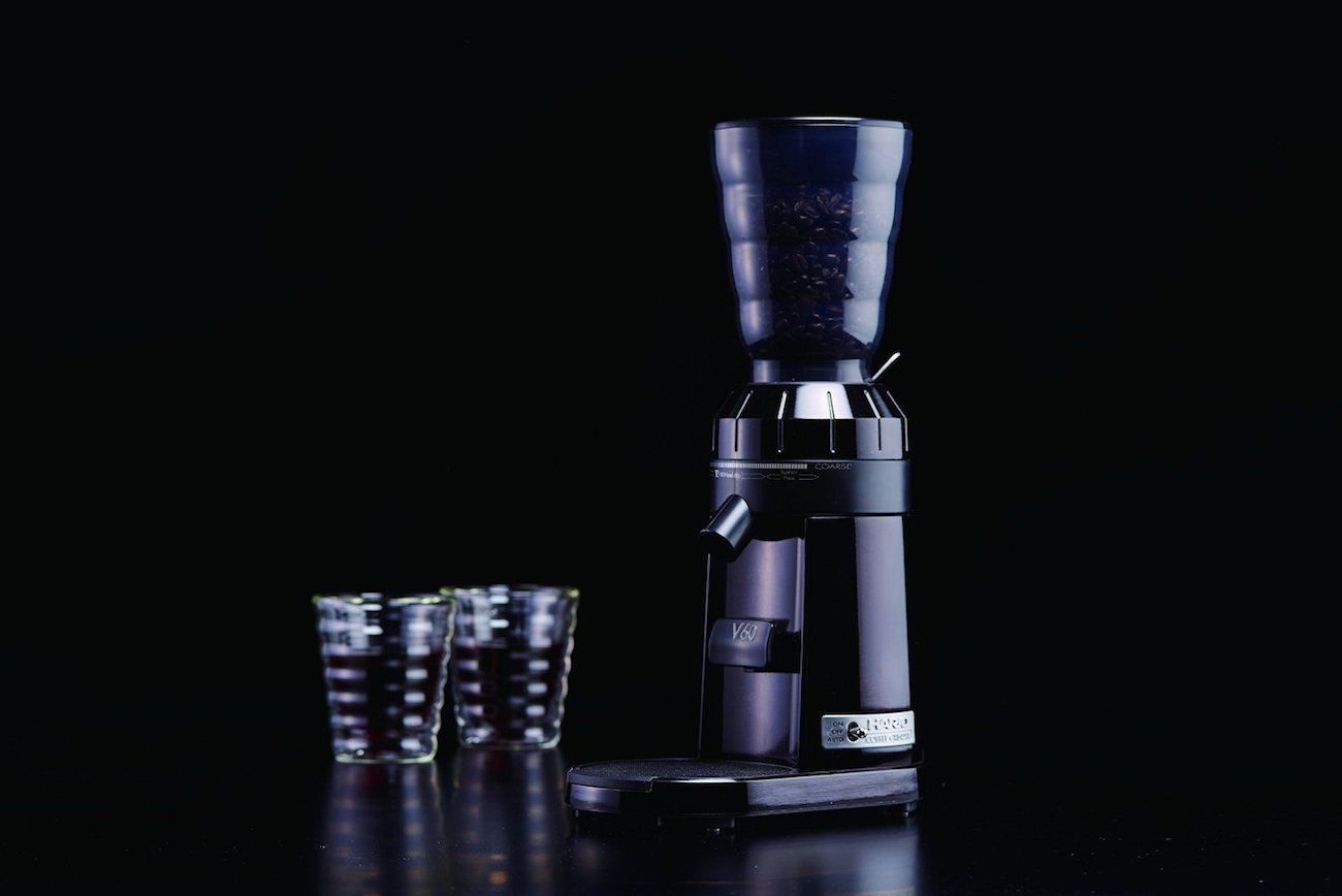 Hario V60 Electric Coffee Bean Grinder