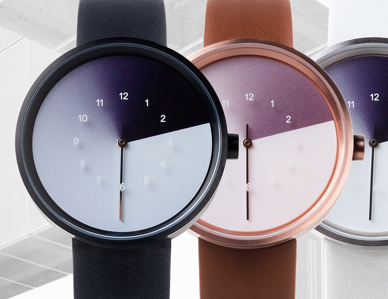 Hidden Time Watch by Anicorn Watches