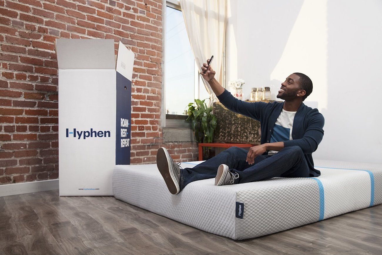 Hyphen Muscle Recovery Foam Mattress