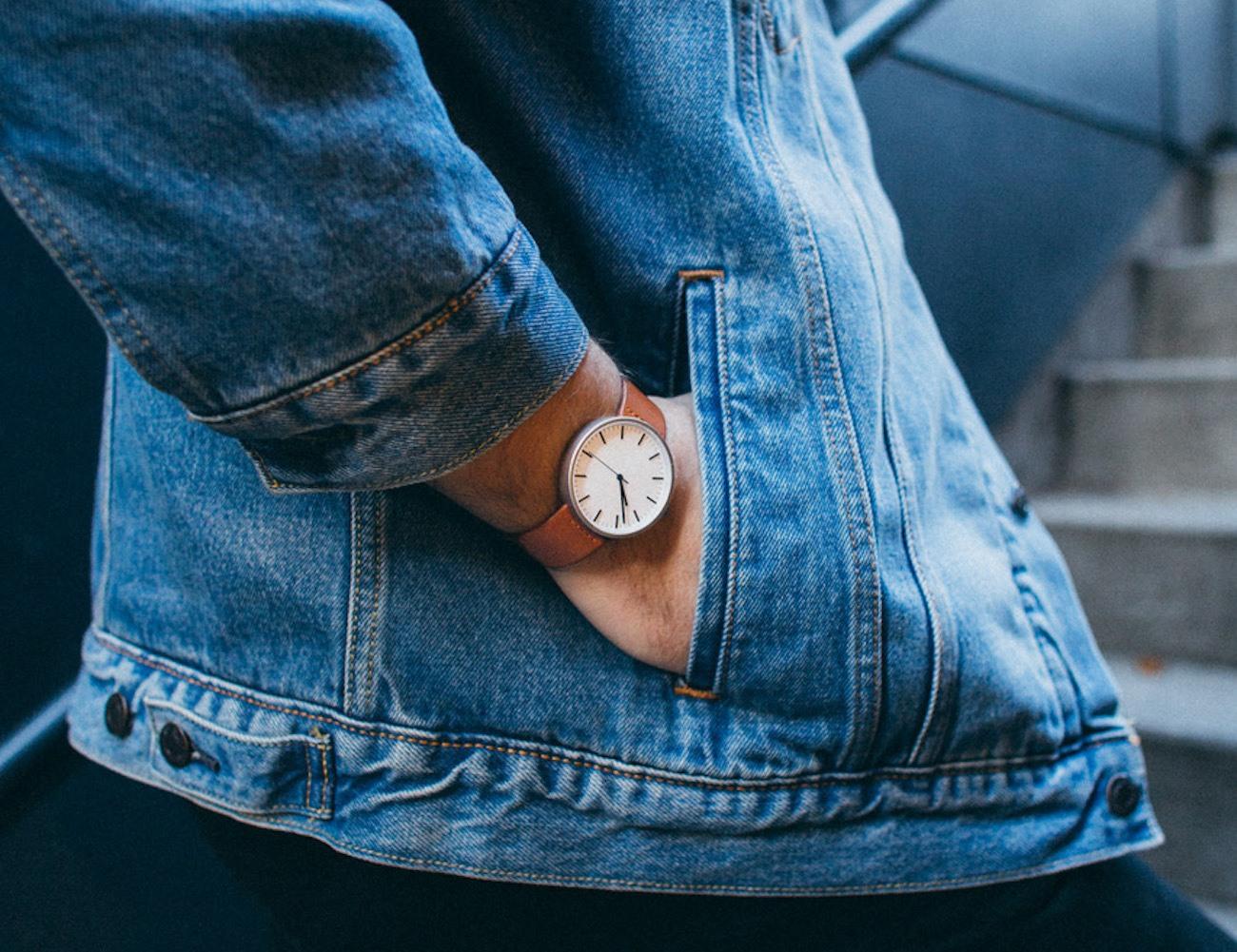 ITEM #001 Wrist Watch