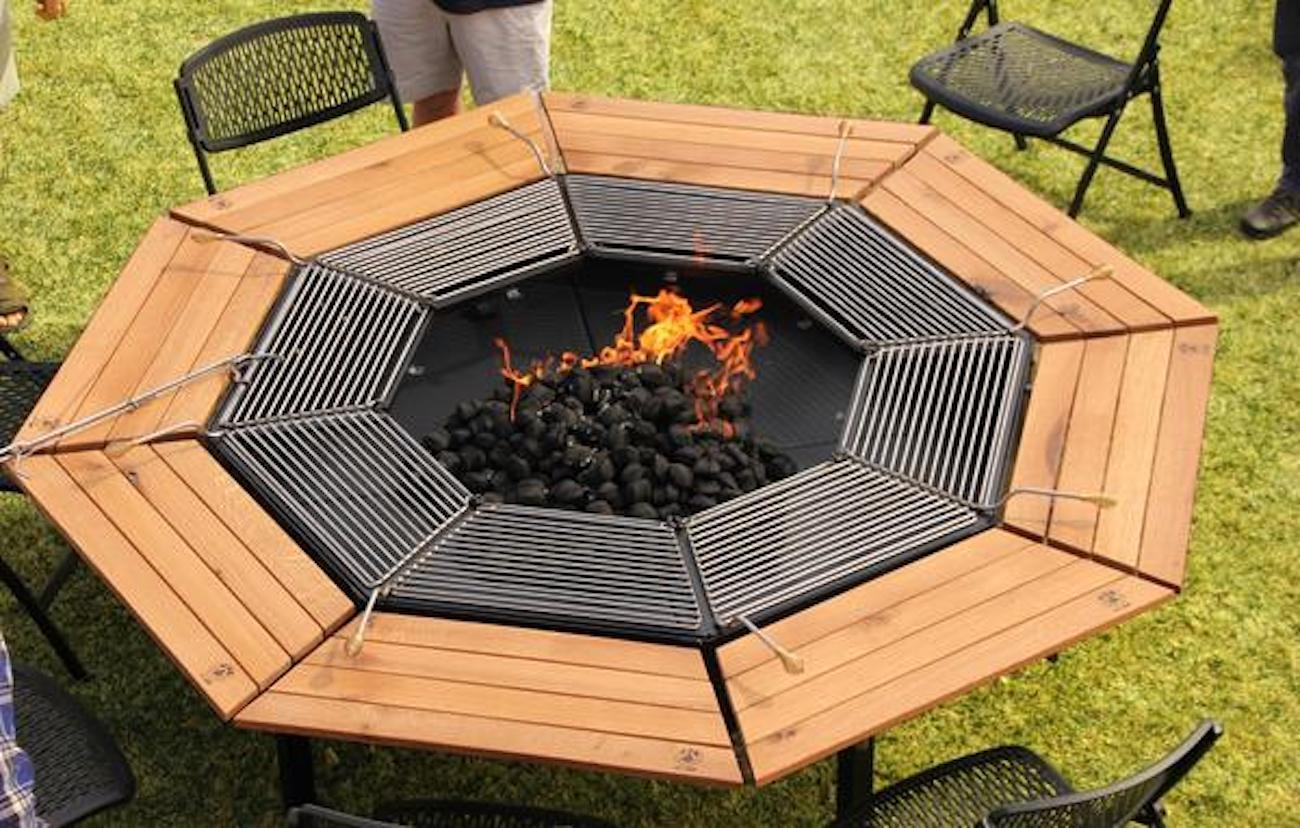 JAG Eight 8-Person Grill Table Review » The Gadget Flow