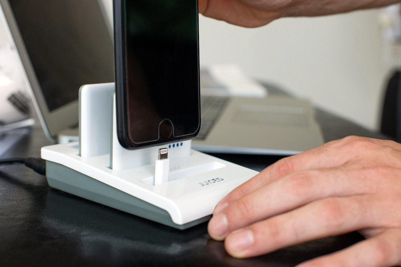 JUICED Group Wireless Charging Station