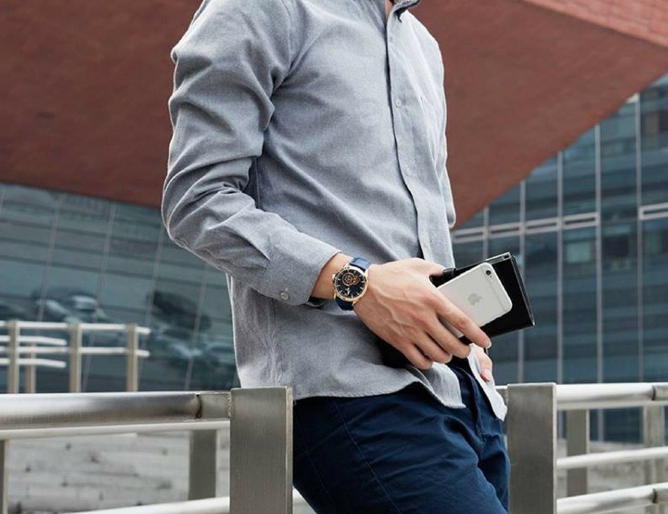 Jiusko Luxury Men's Watches