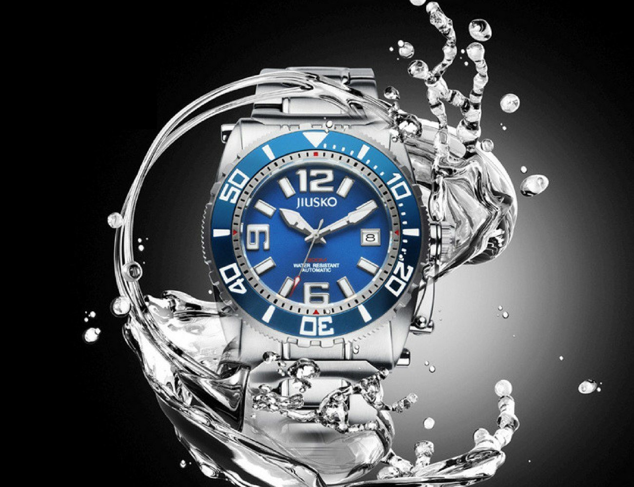 Jiusko Luxury Men's Watches