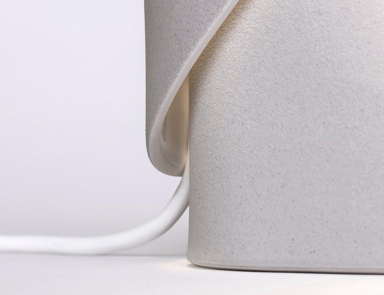 K Ceramic LED Lamp by Vitamin