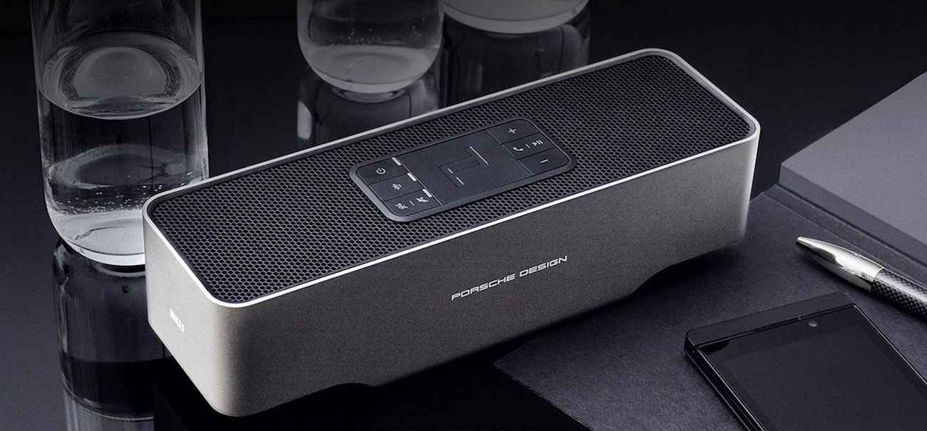 KEF Gravity One Porsche Speaker