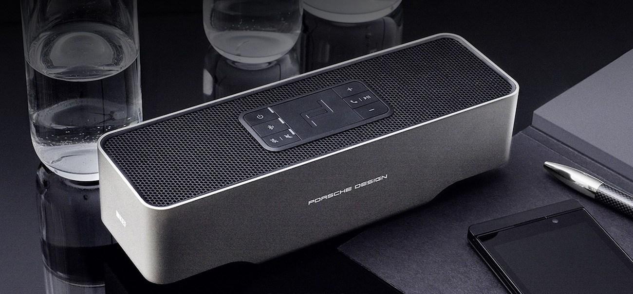 KEF Gravity One Porsche Speaker
