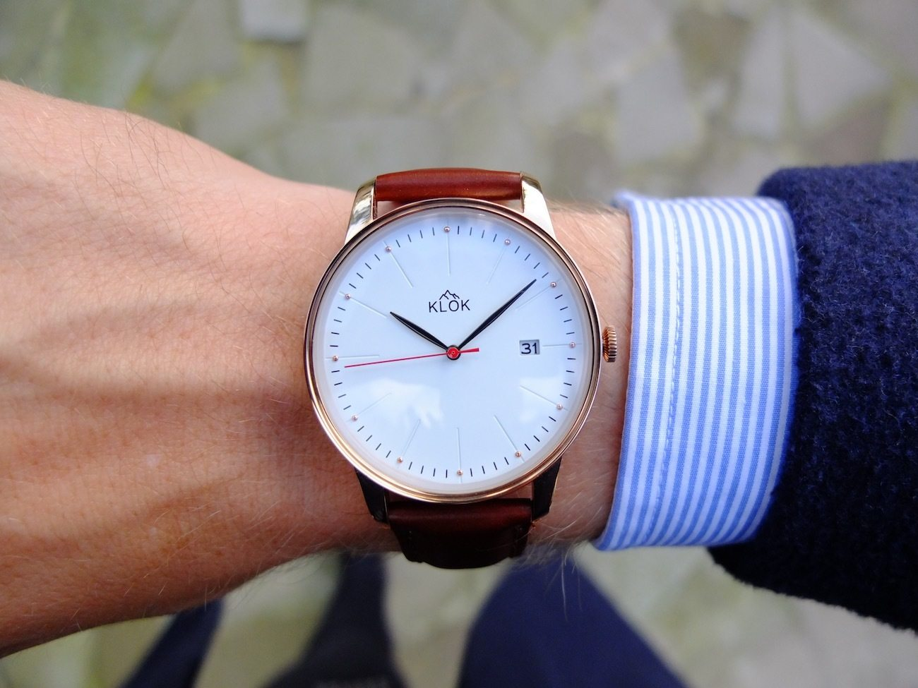 KLOK High-Quality Contemporary Watches
