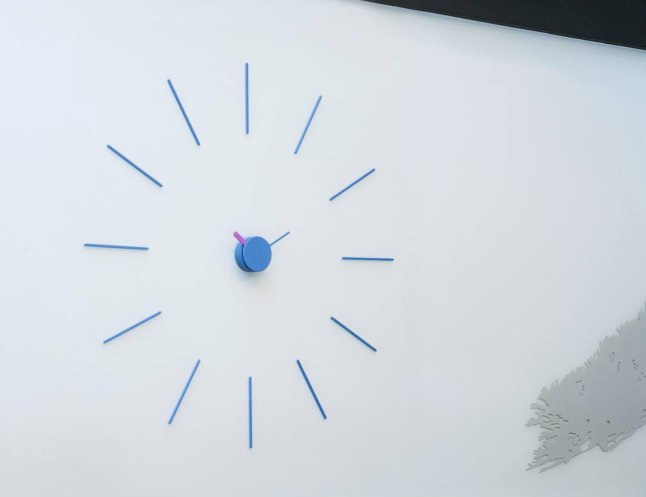 KLOX Urchin Wall Clock