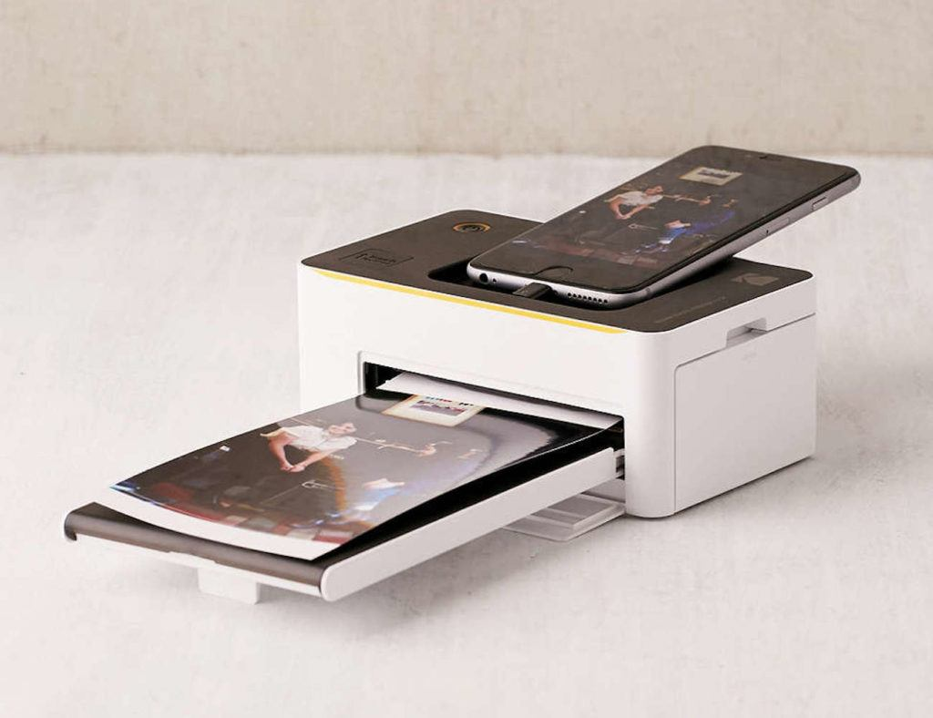 Kodak+Instant+Smartphone+Photo+Printer